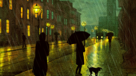 nighttime_rain_by_camille_marie